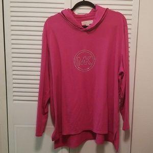 MICHAEL KORS  Cotton hoodie